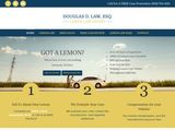 Douglas D. Law, Esq. | California Lemon Law attorney