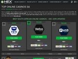 South African Online Casino Sites