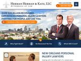Herman Herman and Katz LLC | Personal injury attorneys in New Orleans LA