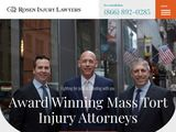 Rosen Injury Lawyers