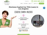 Car Title Loans in Los Angeles