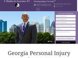 T. Madden & Associates P.C. | Personal injury attorneys in Georgia