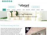Vibrant Hair Salon & Spa in Fredericton New Brunswick