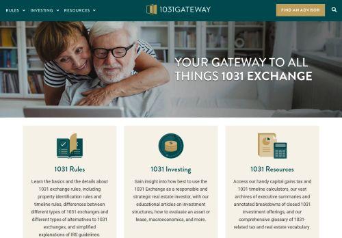 1031 Gateway