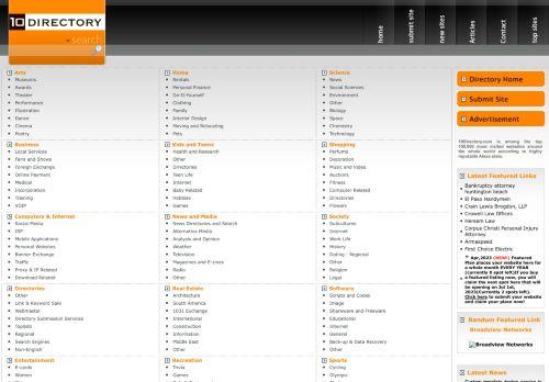 10 Directory