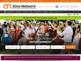 Alive Network: Entertainment Agency UK