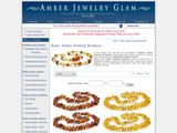 Always in Fashion: BBaltic Amber Teething Necklace