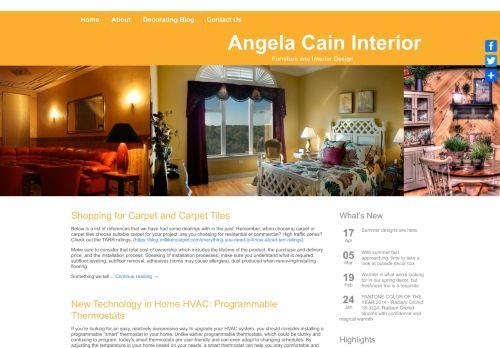Angela Cain Interior
