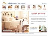 The American Iron Bed Company