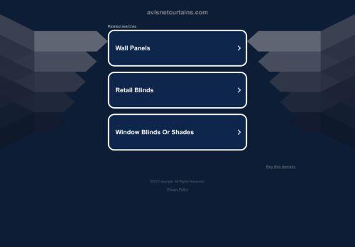 Curtain Gallery & Avi's Net Curtains
