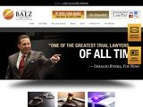 The Baez Law Firm | Florida Criminal defense attorneys