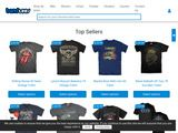 Rock Concert T-shirts and Merchandise