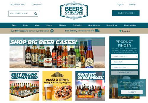Beers of Europe Ltd