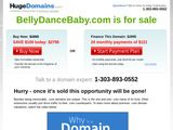 Belly Dance Maternity, Inc.