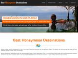 Best Honeymoon Destinations.com