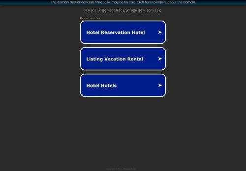 Best London Coach Hire