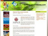 Betting Poker Casino