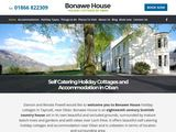 Bonawe House Holiday Cottages