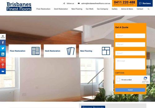 Brisbanes Finest Floors