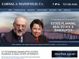 Carnal & Mansfield, P.A. | Bankruptcy and estate planning attorneys in St. Petersburg FL