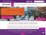 CCT Venues | Event Venues in London UK