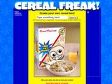 Cereal Freak