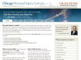 Chicago Personal Injury Law, Inc.