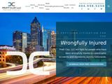 Chuck Clay & Associates, LLC | Personal Injury attorneys in Atlanta GA
