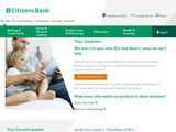Citizens Bank: Home Mortgage Loans