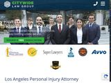 Citywide Law Group | Personal Injury Attorneys in Los Angeles CA