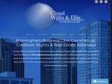 Cloud & Willis, LLC | Business and Commercial Real Estate Attorneys in Birmingham AL