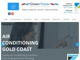 Crown Power South | Air Conditioning services Gold Coast Australia