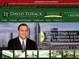 David Toback Attorney at Law | Estate Planning in Tampa FL