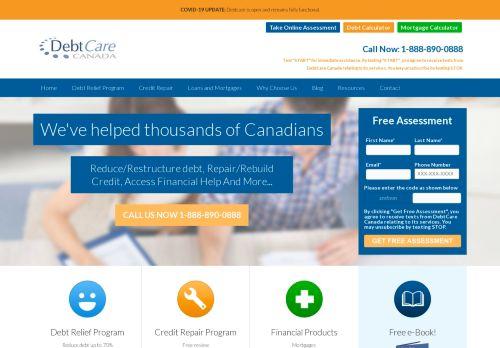 DebtCare Canada