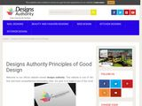 DesignsAuthority.com | Shopping and design reviews