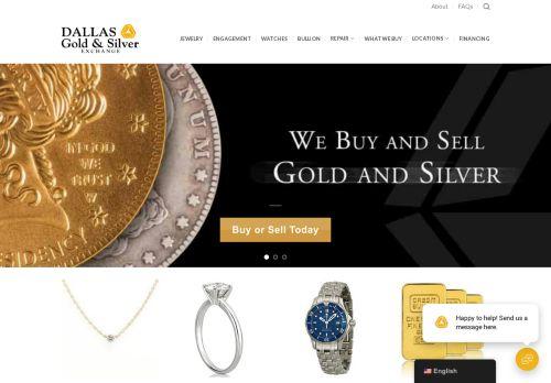 Dallas Gold & Silver Exchange, Inc.