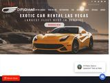 Diplomat Rentals | Luxury and Exotic Car Rentals in Las Vegas NV