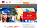 Excel High School Online High School Diploma