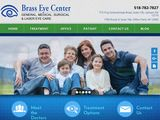 Brass Eye Center Eye Care in Albany