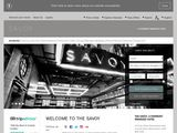 Fairmont: the Savoy Hotel