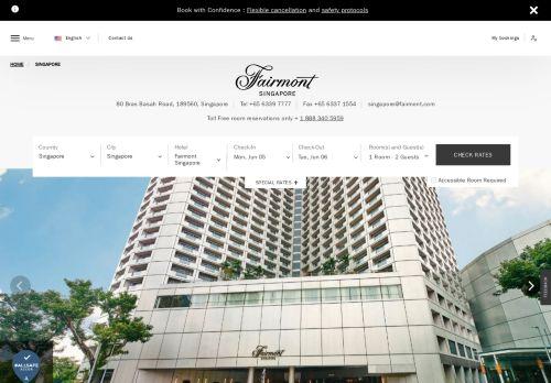 Fairmont: Singapore