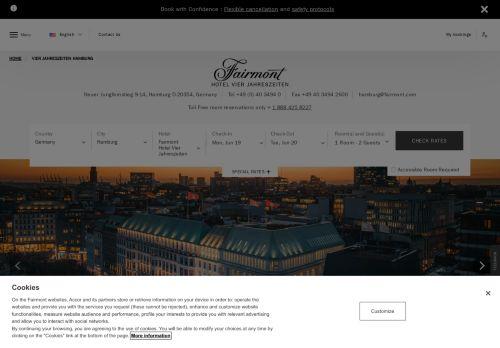 Fairmont: Hotel Vier Jahreszeiten