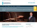 Mitchell L. Feldman Esq. | Mediation and Arbitration services in Tampa and Orlando FL