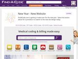 Find-A-Code | library of codes for medical billing
