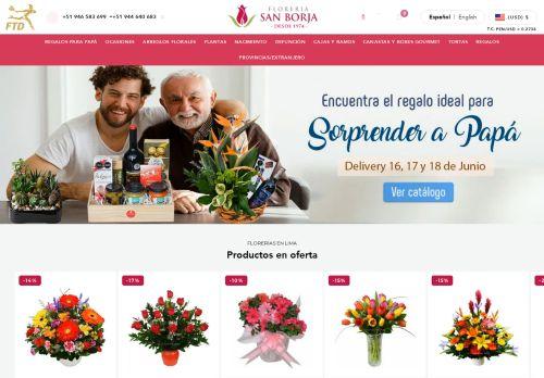 Floreria San Borja