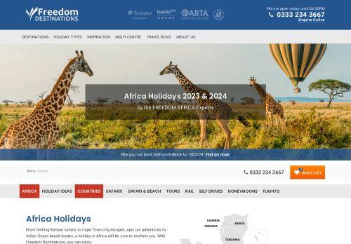 Freedom Africa