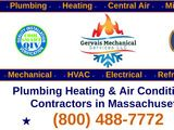 Gervais Mechanical: Plumbing Heating & A/C Contractors
