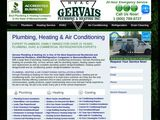 Gervais Plumbing Heating & Air Conditioning in Worcester MA