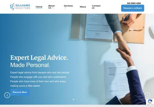 Gillhams Solicitors LLP
