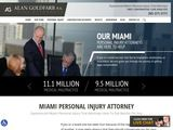 Alan Goldfarb, P.A.| Experienced Personal Injury Trial Attorneys in Miami FL
